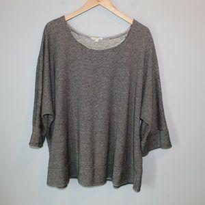 Eileen Fisher Oversized Sweatshirt Sweater HW5476